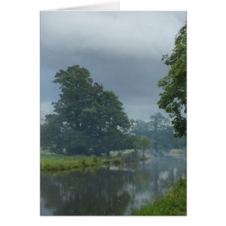 Canal Reflections Card
