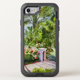 Canal Rose Garden OtterBox Defender iPhone 7 Case