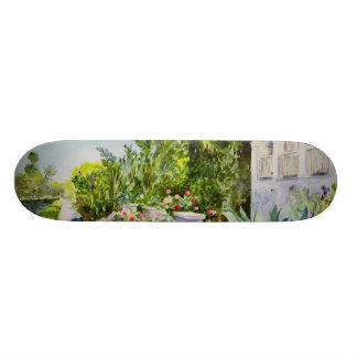 Canal Rose Garden Skate Deck