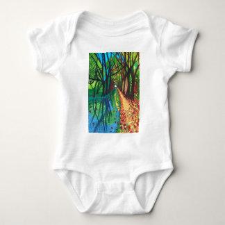 Canal Walk Baby Bodysuit