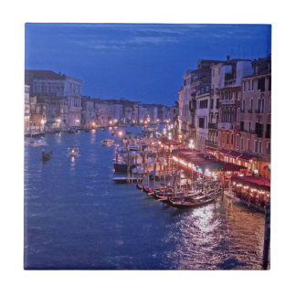 Canale Grand in Venice Italy Tiles