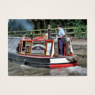 CANALS BUSINESS CARD