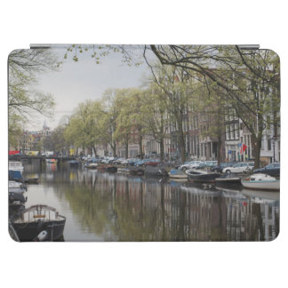 Canals in Amsterdam, Holland iPad Air Cover