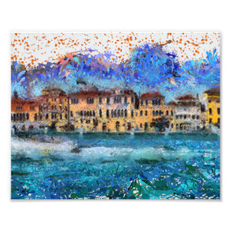 Canals in Venice Art Photo