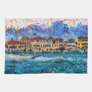 Canals in Venice Hand Towels