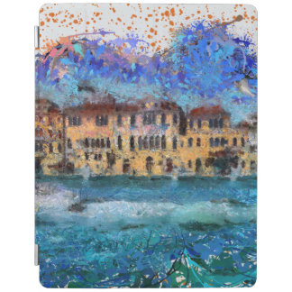 Canals in Venice iPad Cover