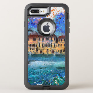 Canals in Venice OtterBox Defender iPhone 8 Plus/7 Plus Case