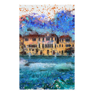 Canals in Venice Stationery
