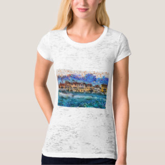 Canals in Venice T-Shirt