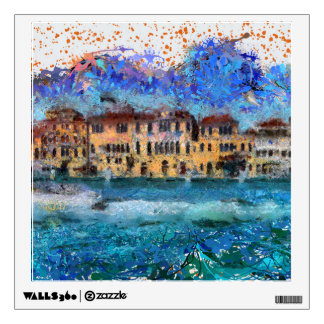 Canals in Venice Wall Decal