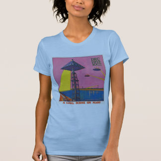 Canals on Mars T-Shirt