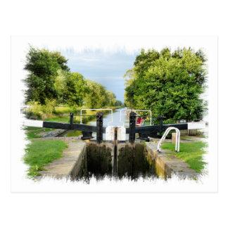 CANALS POSTCARD