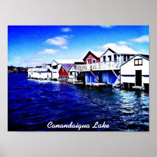 Canandaigua Lake Poster