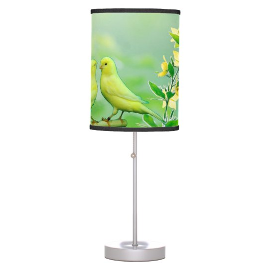 Canaries Table Lamp