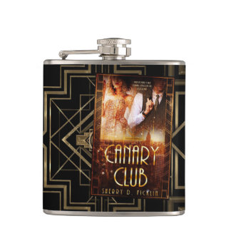 Canary Club Flask