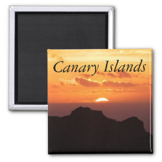 Canary Islands Magnet