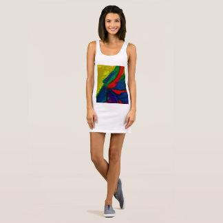 Canary Sleeveless Dress