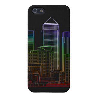 Canary Wharf - London iPhone 5/5S Case