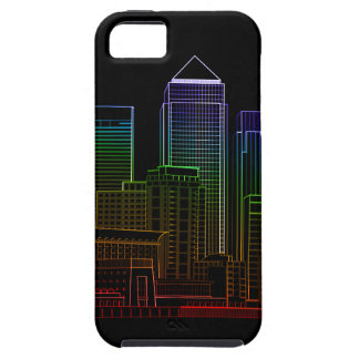 Canary Wharf - London iPhone 5 Cover