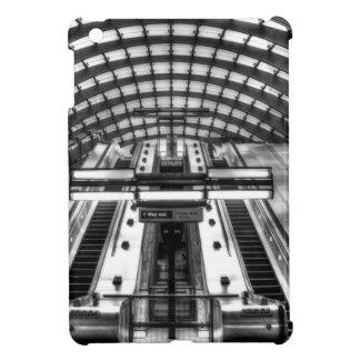 canary wharf tube station iPad mini cover