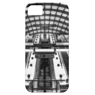 canary wharf tube station iPhone 5 covers