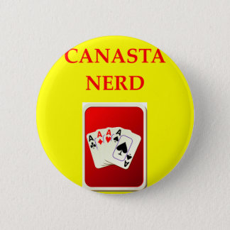 CANASTA 2 INCH ROUND BUTTON