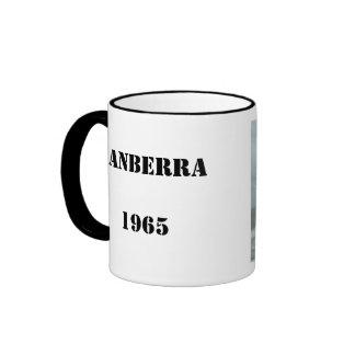 Canberra 1965 mug