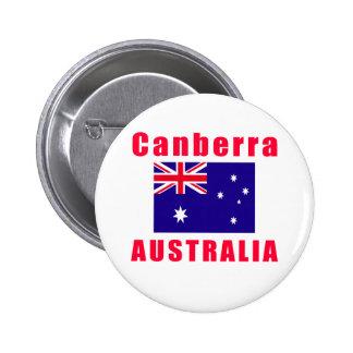 Canberra Australia capital designs Pins