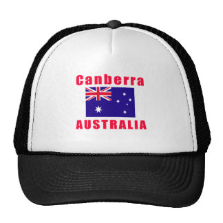 Canberra Australia capital designs Hats