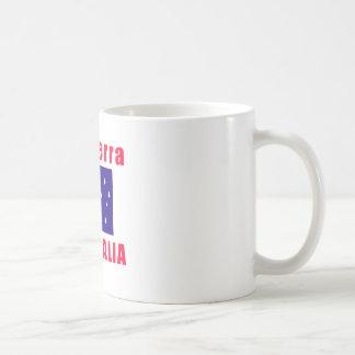 Canberra Australia capital designs Mug