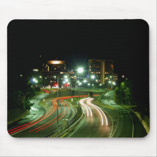 Canberra Cars Mouse Pad