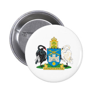 Canberra Coat Of Arms Buttons