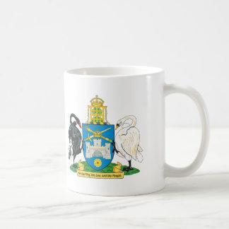 Canberra Coat Of Arms Coffee Mug