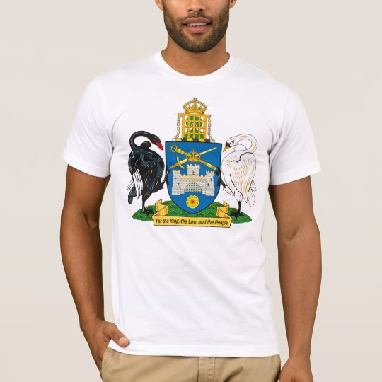 Canberra Coat of Arms T-shirt
