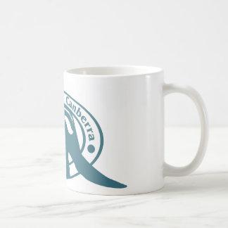 Canberra Kangaroo Coffee Mugs