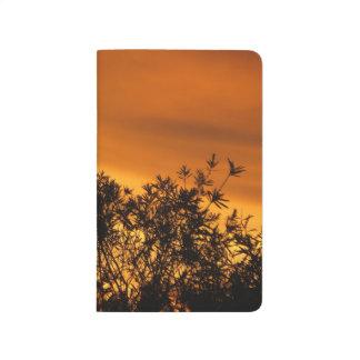 Canberra Summer Sunset Journal