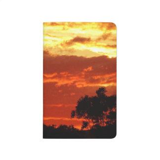 Canberra Summer Sunset Journals