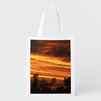 Canberra Summer Sunset Market Tote