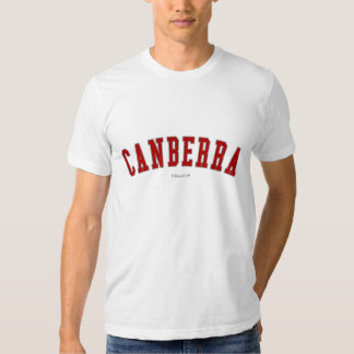 Canberra Tees