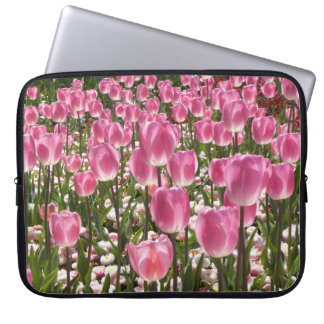 Canberra Tulips Computer Sleeve