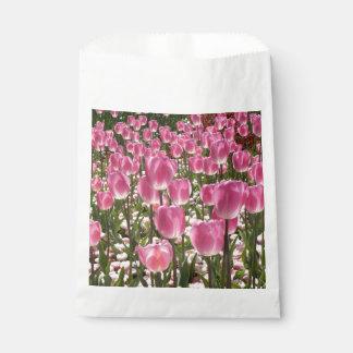 Canberra Tulips Favor Bag