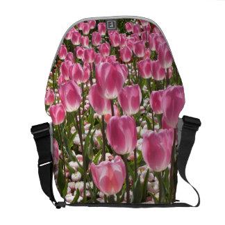Canberra Tulips Messenger Bag