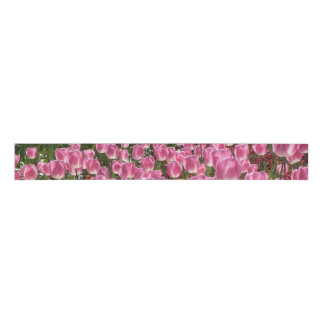 Canberra Tulips Grosgrain Ribbon