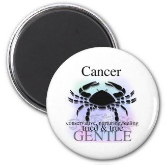 Cancer About You 2 Inch Round Magnet