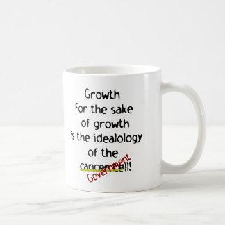 Cancer and Government Coffee Mug