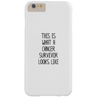 Cancer Awareness  Fight For Cancer Barely There iPhone 6 Plus Case