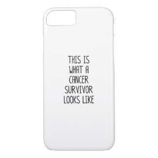 Cancer Awareness  Fight For Cancer iPhone 8/7 Case
