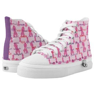 Cancer Awareness Shoes