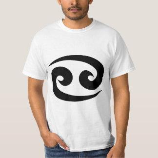 Cancer Big Horoscope Zodiac Sign T-Shirt