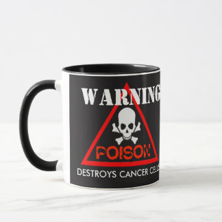 Cancer Cell Killer Mug